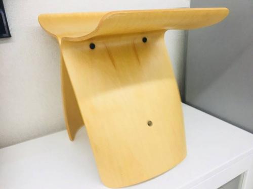 バタフライスツールの木製