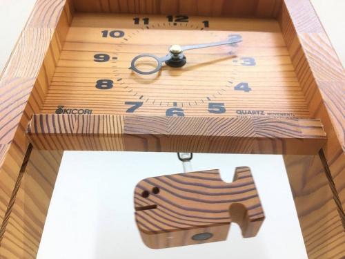 時計のインテリア