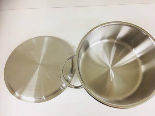 コロラドの鍋