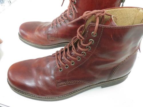 ブーツのPADRONE