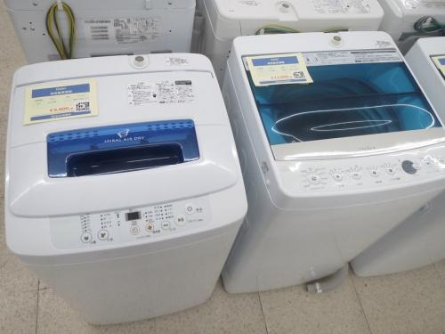 洗濯機の買取強化