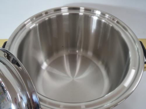 鍋の寸胴鍋