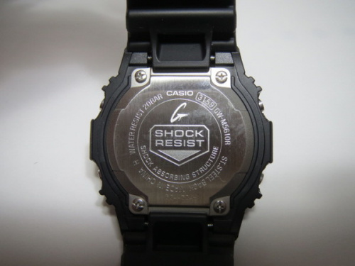 G-SHOCKのCASIO