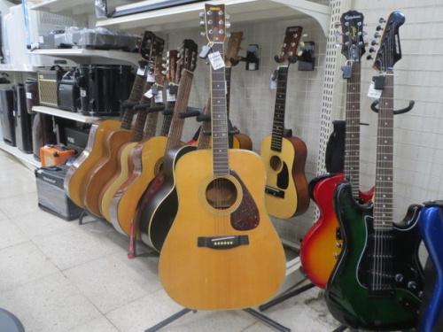 杉並 三鷹 吉祥寺 中古 買取のギター