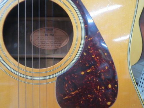 ギターのアコースティックギター