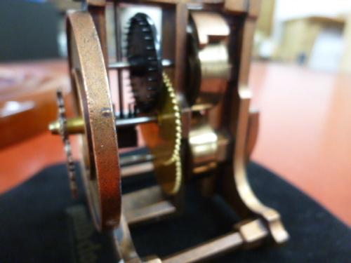 時計の置時計