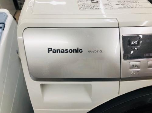 ドラム式洗濯機のPanasonic