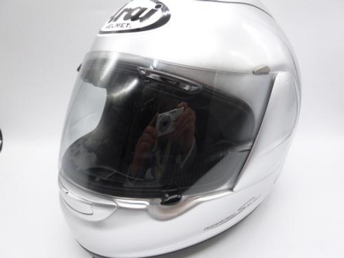 オートバイのヘルメット