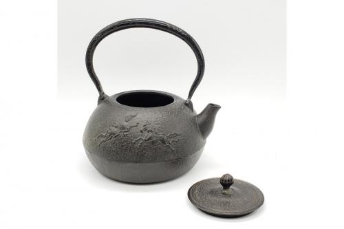 和食器の鉄瓶 鉄器