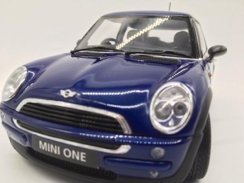 ミニカーのモデルカー