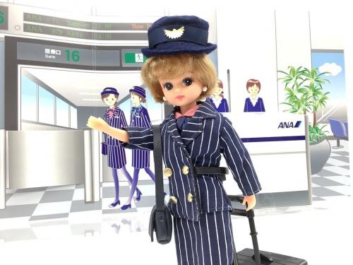 ホビーのリカちゃん人形