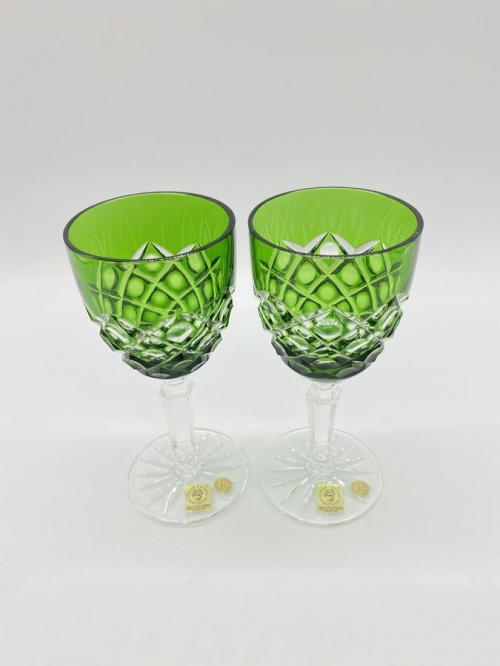 ボヘミア Bohemia グラス ワイングラス シャンパングラスの雑貨 買取 小物 贈答品 置物 インテリア 食器