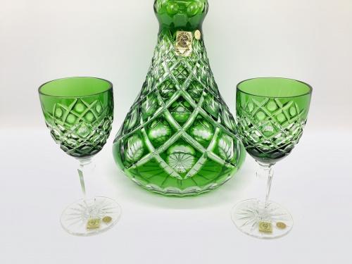 洋食器 和食器 漆器のボヘミア Bohemia グラス ワイングラス シャンパングラス