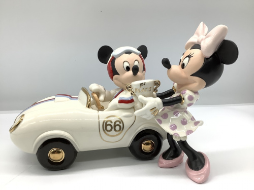 フィギュリン ディズニー Disneyの雑貨 食器 インテリア  東京