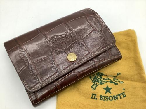 財布 レザーのイルビゾンテ IL BISONTE