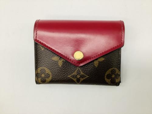 3つ折り財布のLOUIS・VUITTON/ルイ・ヴィトン