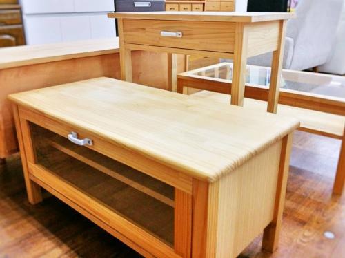 脇木工のテーブル