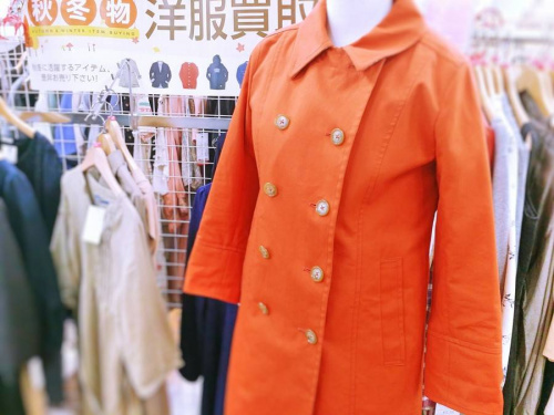 レディースファッションのフィギュア