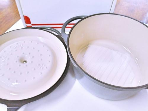 キッチン雑貨のバーミキュラ