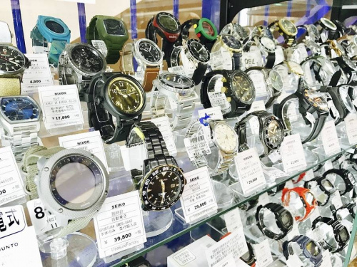 腕時計のBULOVA