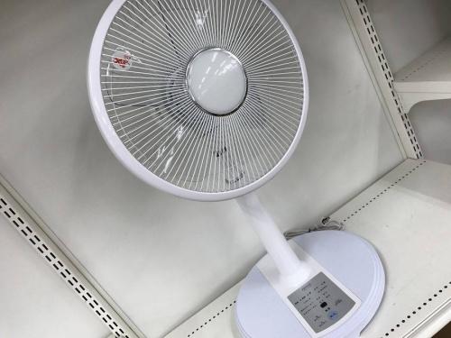 扇風機の除湿機