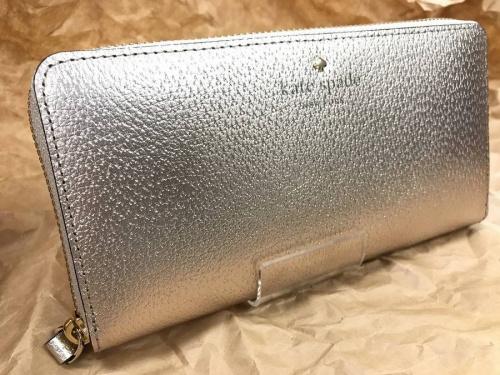 ラウンドファスナー財布の財布