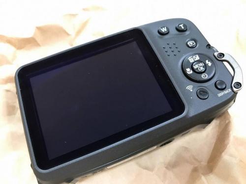 カメラのデジタルカメラ