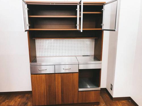 ウニコ(UNICO)のキッチンボード