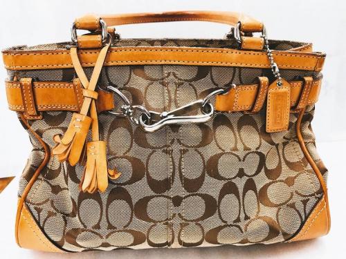 ハンドバッグの中古 ブランド