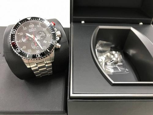 腕時計のEDOX