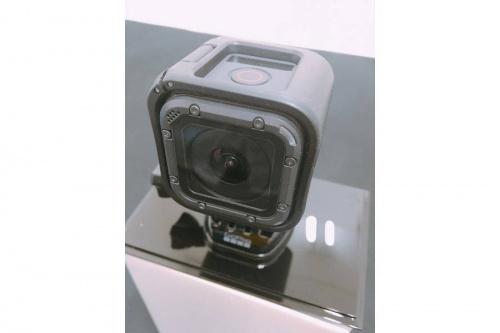 WEBカメラのヘッドカメラ