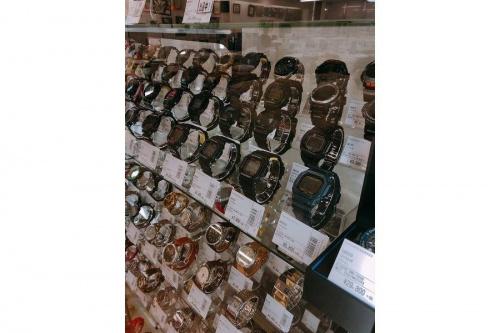 カシオ(CASIO)のメンズ腕時計