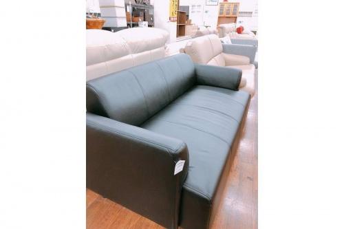 ソファの二人掛けソファー