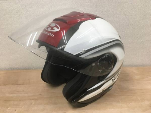 ヘルメットのバイク用品