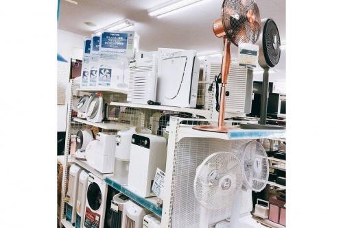 メタル扇風機の習志野店入荷情報