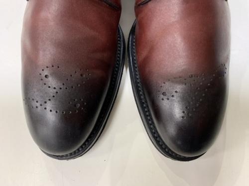 靴のLOUIS VUITTON