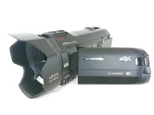 Panasonicのビデオカメラ