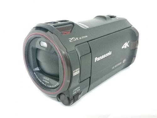 ビデオカメラの4K