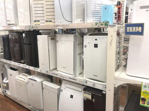 生活家電 千葉 中古の空気清浄機