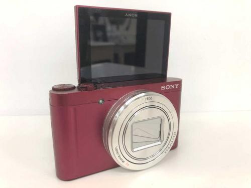 SONYのコンパクトデジタルカメラ