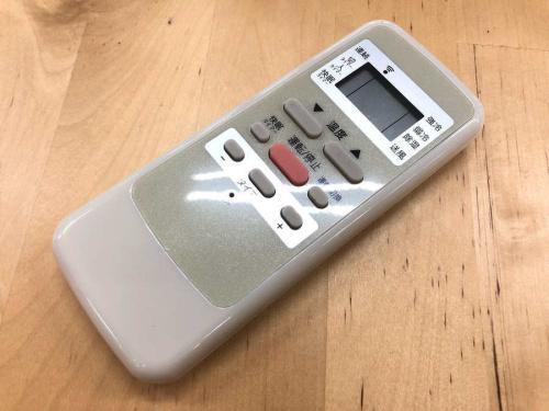 エアコン 中古の夏物 家電