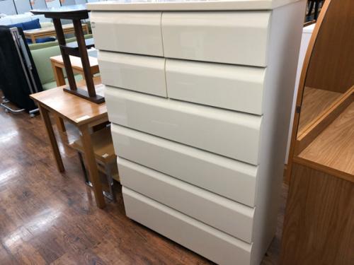 チェスト 中古 買取 トレファク 習志野 のニトリ IKEA 無印良品