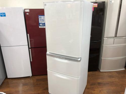 生活家電の大型冷蔵庫 中古