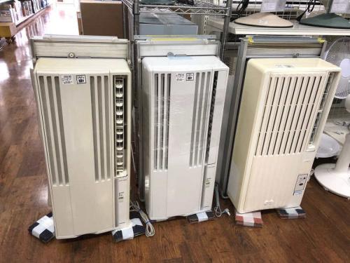 エアコン 中古の夏 家電 買取