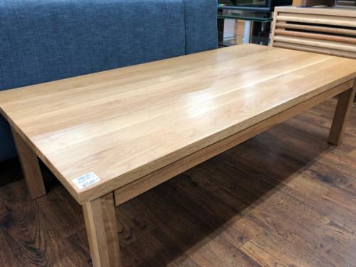 家具 中古のローテーブル 無印 IKEA ニトリ