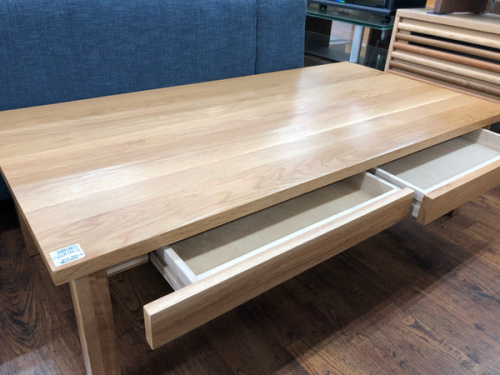 ローテーブル 無印 IKEA ニトリの家具 中古 買取