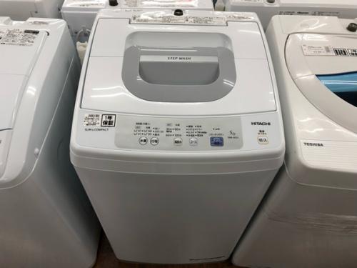 生活家電の洗濯機 中古 買取