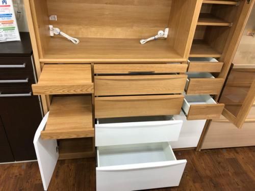 カップボード・食器棚の大型冷蔵庫 単身用冷蔵庫 中古 販売 千葉 トレファク