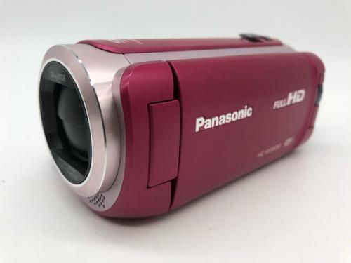 デジタル家電のビデオカメラ