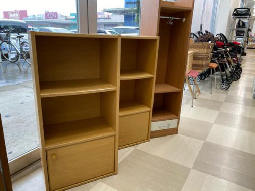 家具の千葉 カラーボックス 買取